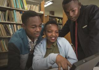 Seven years of EIFL's work in Kenya, Tanzania and Uganda