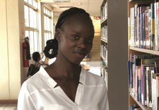 Roselyne Kadarima, Job-seeker, Nakuru, Kenya