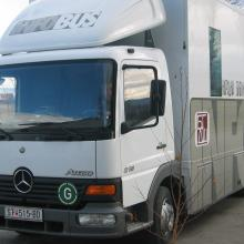 The library's INFOBUS.