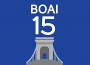 BOAI 15 logo