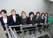 Members of the Lithuanian libraries consortium.