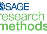 SAGE research methods logo.