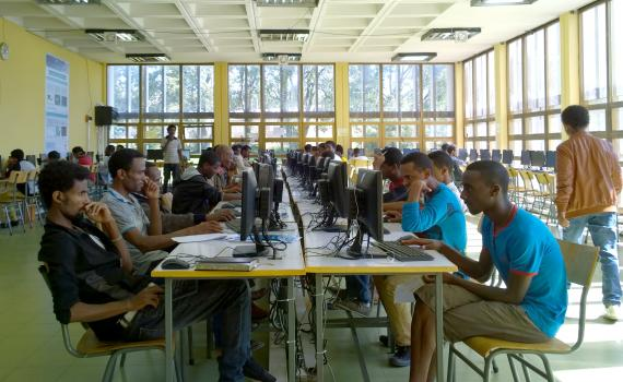 Making research data open, Ethiopia | EIFL