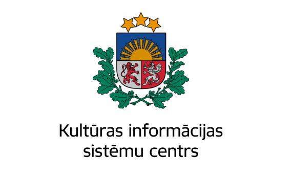 Latvia Culture Information Systems Centre logo
